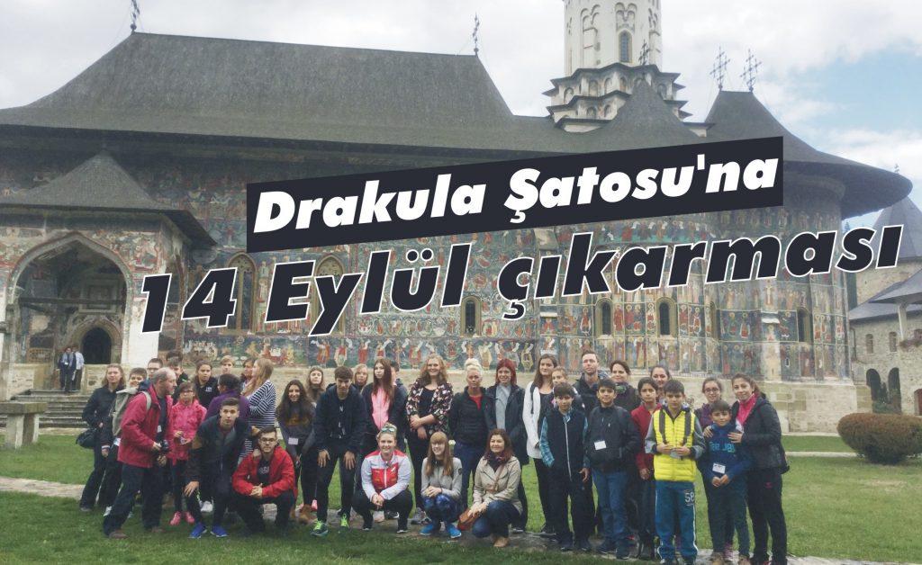 Drakula Şatosu'na 14 Eylül çıkarması