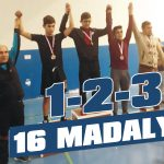 16 madalya ile döndüler