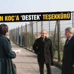 Gülsar'dan belediyeye teşekkür