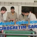 Mesleki eğitim için açıköğretim şart