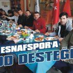 ADD'den Esnafspor'a moral desteği