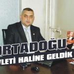 Türkiye Ortadoğu devleti haline geldi