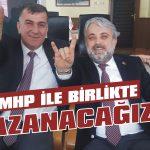 MHP ile birlikte kazanacağız!