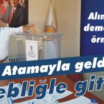 AKP'de görev bıraktırmalar sürüyor!