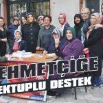 Mehmetçiğe mektuplu destek