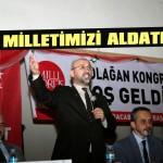 AKP milletimizi aldatıyor