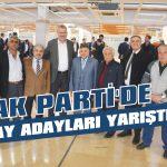 AK Parti'de aday adayları yarıştı
