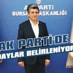 AK Parti'de adaylar belirleniyor