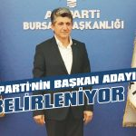 AK Parti'nin başkan adayı belirleniyor