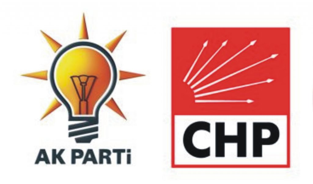 Önce CHP sonra AKP kongresi