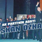 AK Parti'nin adayı Ali Özkan