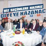AK Parti 31 Mart'a hazır