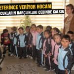 Harçlıklar Suriyelilere