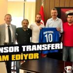 Sponsor transferi devam ediyor