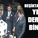 Beşiktaşlılara yeni dernek binası