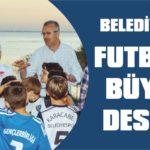 Futbolunun geleceği emin ellerde