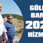 Gölecik Barajı 2021'de hizmette