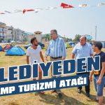 Belediyeden kamp turizmi atağı
