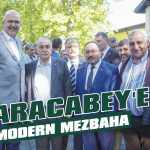 Karacabey'e modern mezbaha