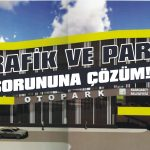 Trafik ve park sorununa çözüm!