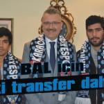 BAL için iki transfer daha