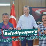 Belediyespor'a Bursasporlu antrenör