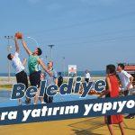 Belediye spora yatırım yapıyor