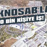 TEKNOSAB'la 150 bin kişiye iş!