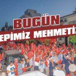 Karacabeyliler Mehmetçik için yürüyecek