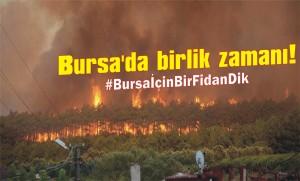 Bursa'da birlik zamanı!