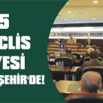 5 meclis üyesi Büyükşehir'de!