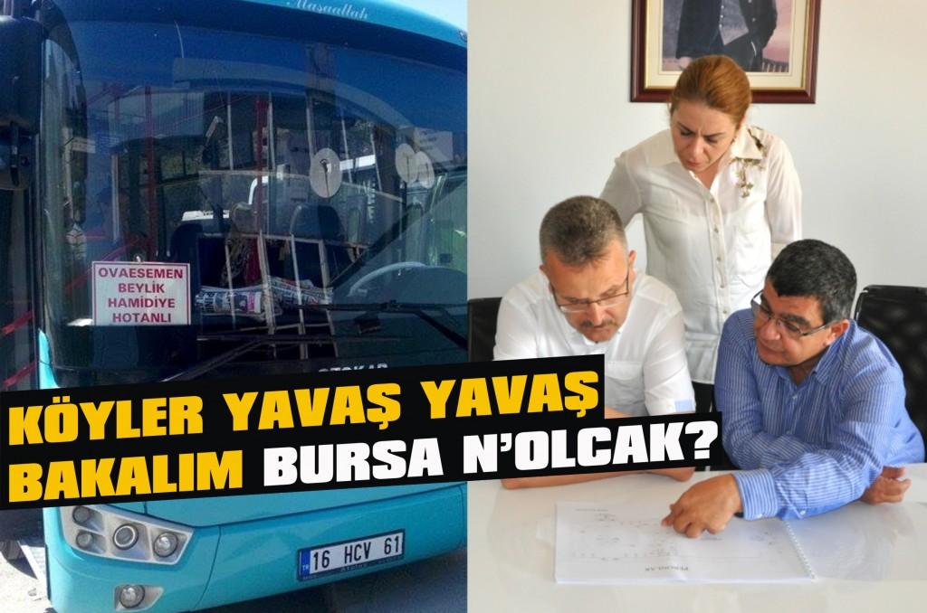 Vatandaş Bursa'ya gitmek istiyor
