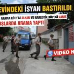 Cezaevindeki isyan bastırıldı