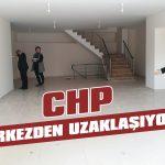 CHP merkezden uzaklaşıyor!
