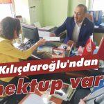 Kılıçdaroğlu'ndan mektup var!