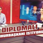 Diplomalı cumhurbaşkanı istiyoruz!