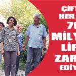 Çiftçi her yıl 70 milyon lira zarar ediyor