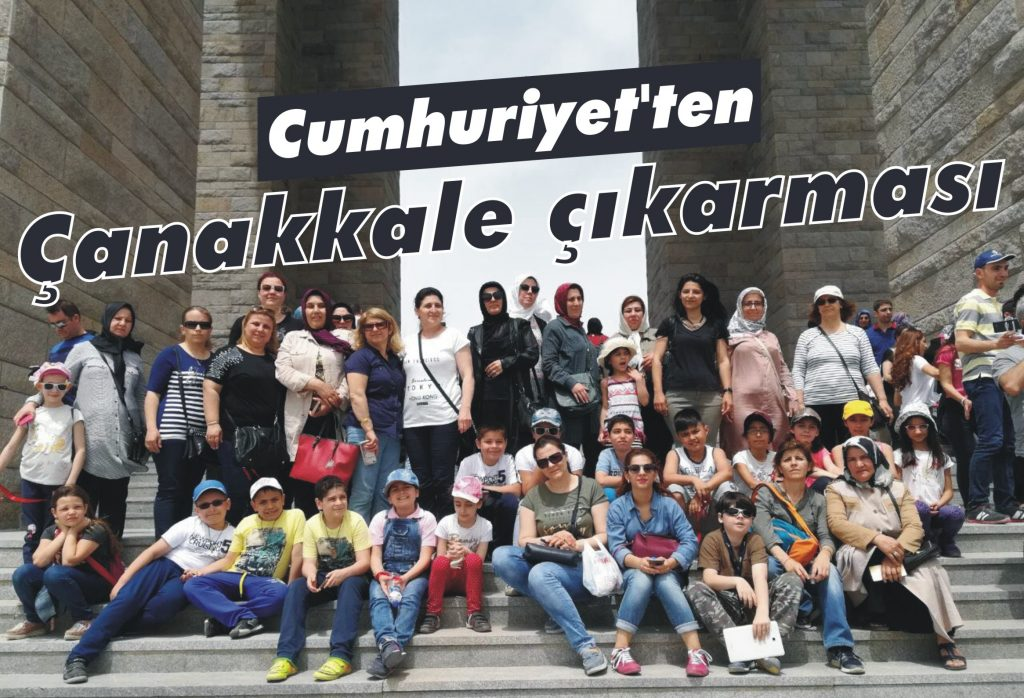 Cumhuriyet'ten Çanakkale çıkarması