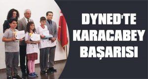 DynEd'te Karacabey başarısı