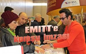 EMITT'e Mustafakemalpaşa imzası