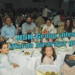 NSK Group ailesi iftarda biraraya geldi