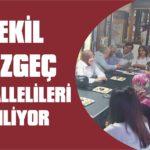 AKP'li vekil mahallelileri dinliyor