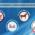 Harmanlı Köyü'ne Tarım Lisesi