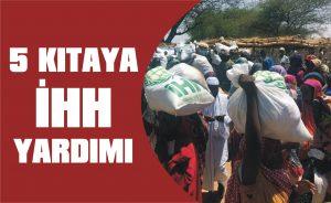 5 kıtaya Ramazan yardımı
