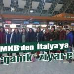 İMKB'den İtalya'ya 'organik' ziyaret