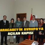 Karacabey'in Avrupa'ya açılan kapısı