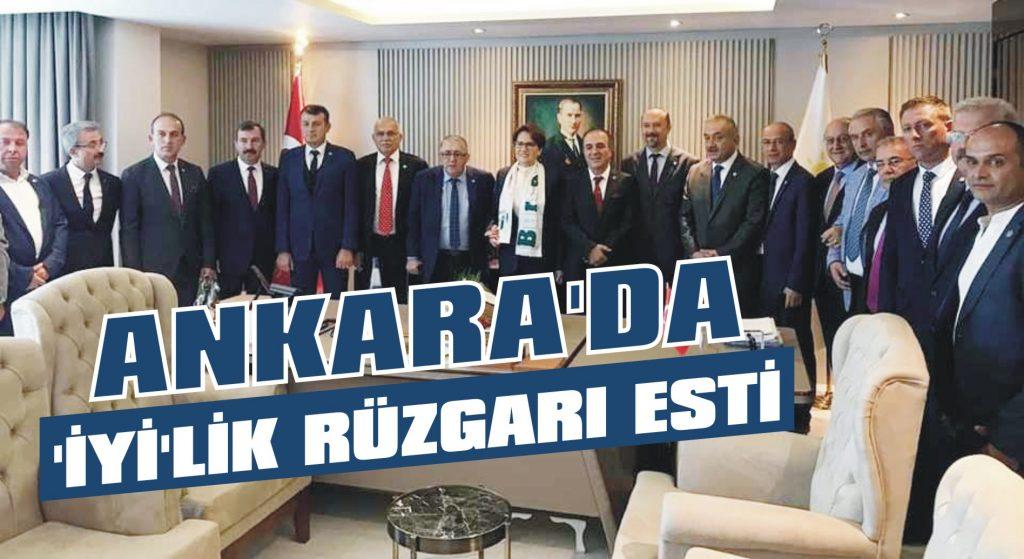 Ankara'da 'iyi'lik rüzgarı esti
