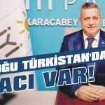 Doğu Türkistan'da acı var!
