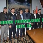 Bursaspor'a Karakoca desteği