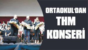 Ortaokul'dan THM konseri